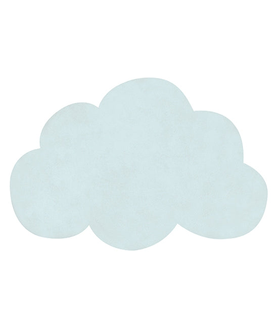 Tapis Nuage Turquoise- Lilipinso