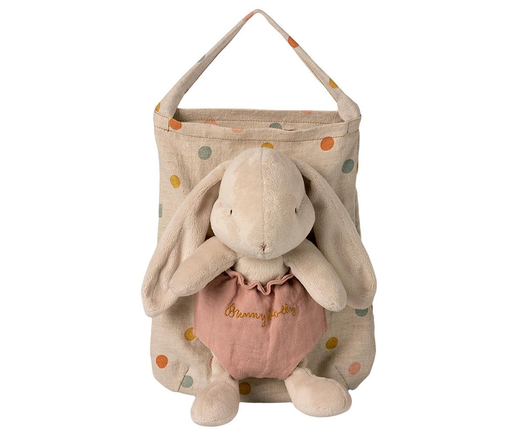Doudou Lapin Holly Sac - Maileg