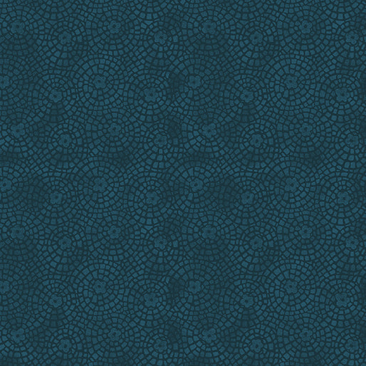 Benartex Sunshine Garden Navy
