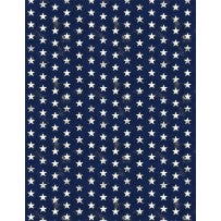 Wilmington Prints American Valor Navy