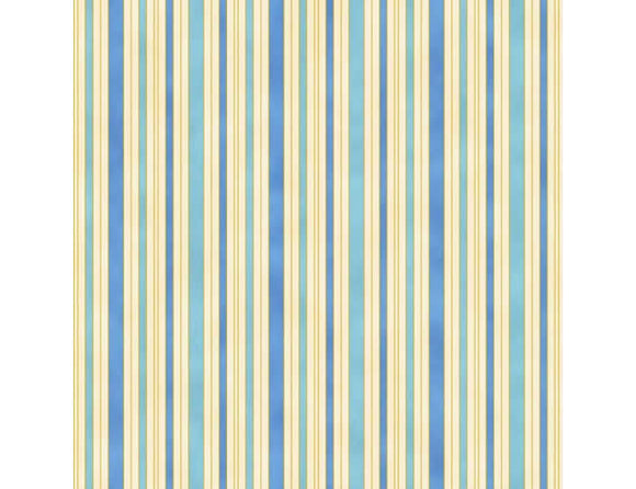 The Textile Pantry The Hampton Stripe Blue