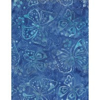 Wilmington Batiks Batiks Medium Blue