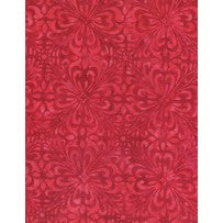Batiks Strawberry