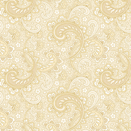Studio e Fabrics Cream and Sugar VIII Beige