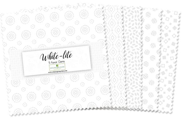 Wilmington Prints White-Lite Charm Pack