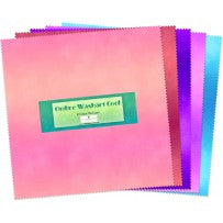 Wilmington Prints Ombre Washart Cool Layer Cake