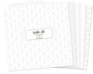 Wilmington Prints White-Lite Layer Cake