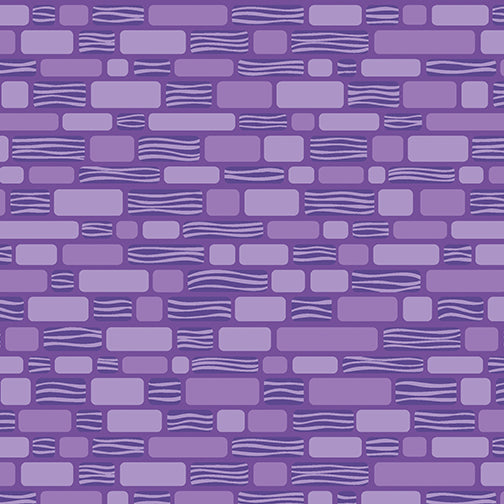 Contempo Free Motion Fantasy Purple