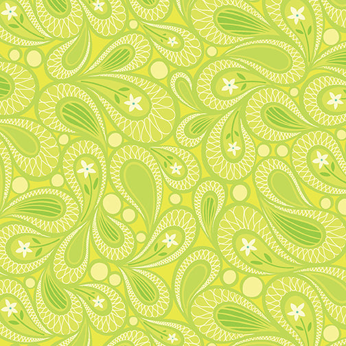 Contempo Free Motion Fantasy Lime