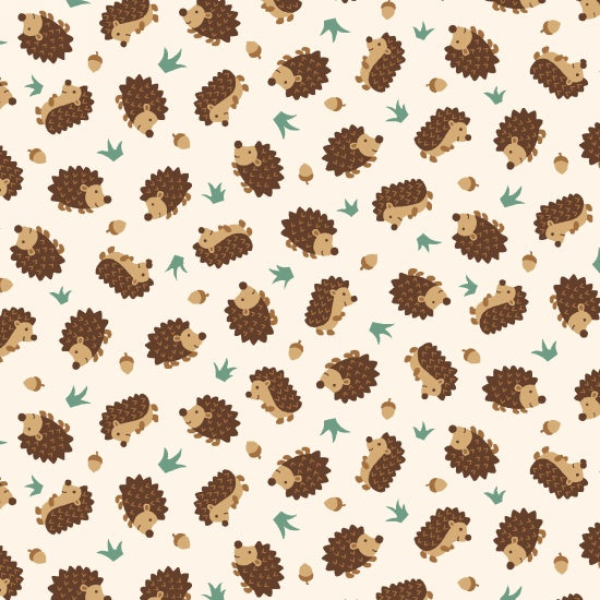 Studio e Fabrics Camp-A-Long Critters Cream