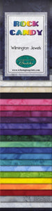 Wilmington Batiks Rock Candy Strip Pack