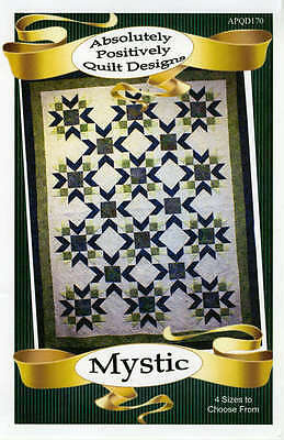 Absolutely Positively Quilt Designs Mystic Pattern