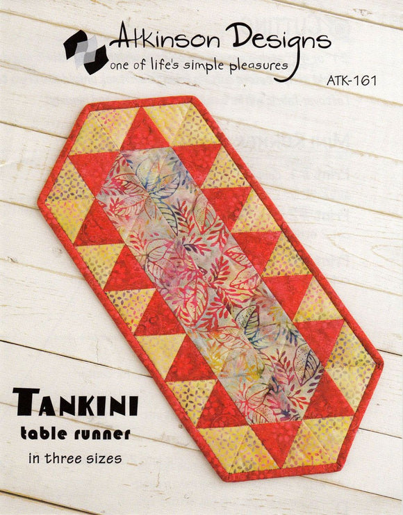 Atkinson Designs Tankini Table Runner