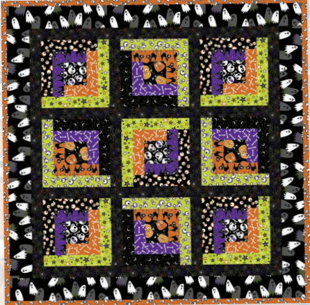Faboolous Glow-in-the-Dark Quilt Kit