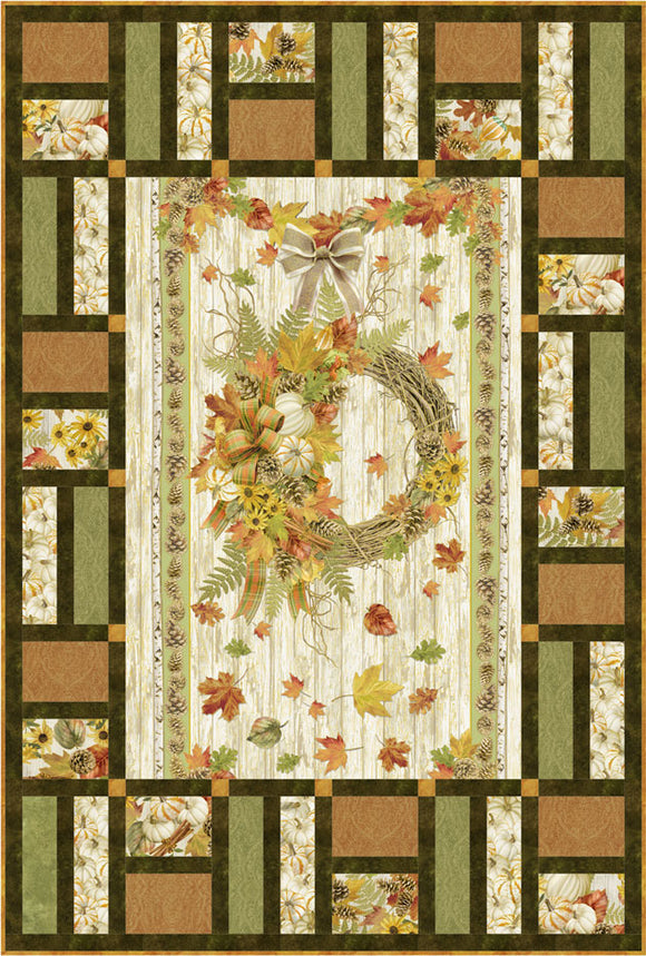 Fall Window Quilt Kit