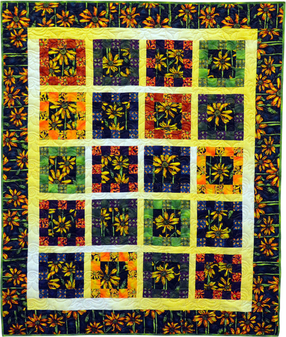Follow The Sun Quilt Kit