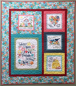 Home Grown Quilt Kit