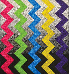 Lightning Strikes Quilt Kit