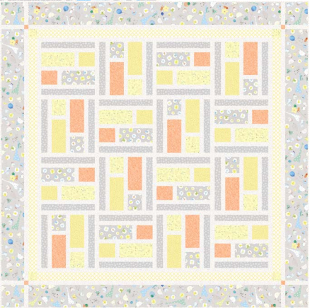 Lil' Sweeties Quilt Kit