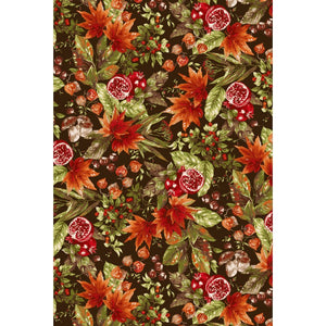 Maywood Studio Bountiful Brown Multi