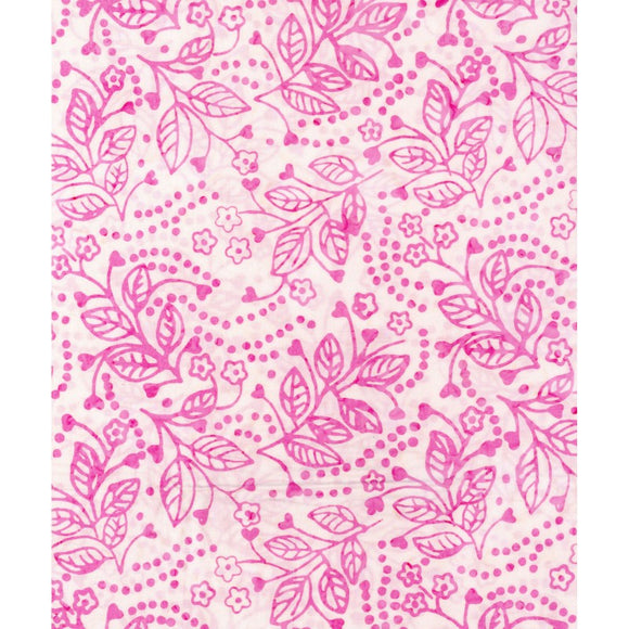 Maywood Studio Bejeweled Batiks Light Pink