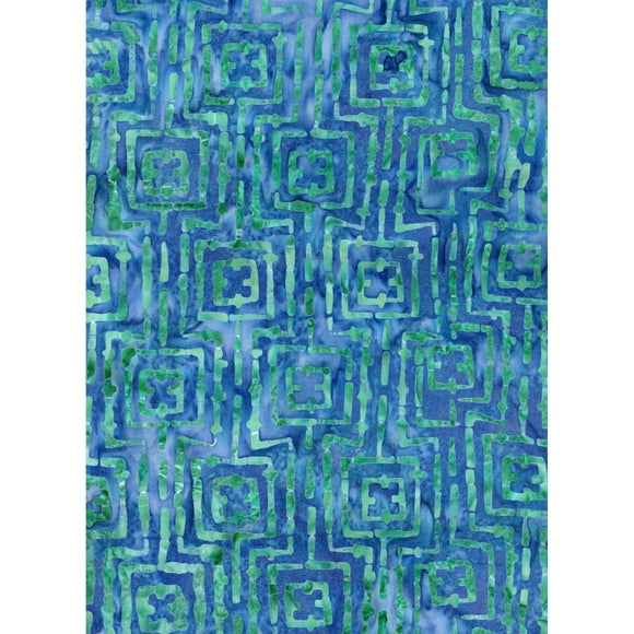 Maywood Studio Bejeweled Batiks Indigo
