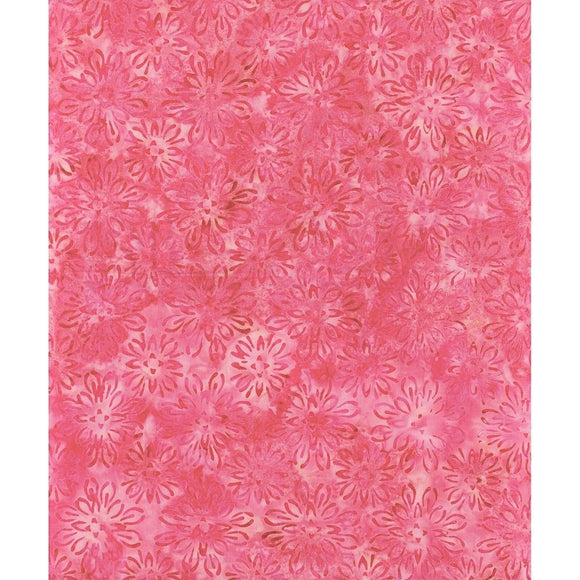 Maywood Studio Bejeweled Batiks Hot Pink