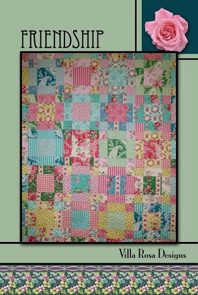 Villa Rose Designs Friendship Pattern
