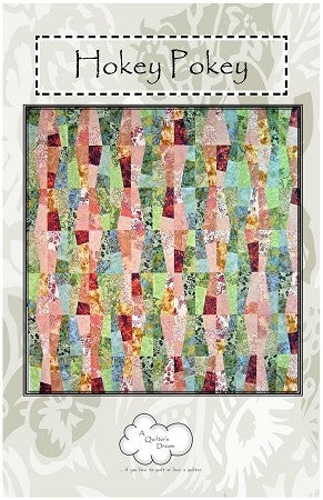 A Quilter's Dream Hokey Pokey Pattern
