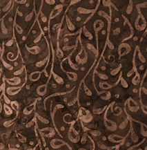 Maywood Studio Java Batiks Brown