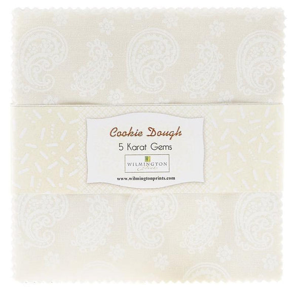 Wilmington Prints Cookie Dough Charm Pack