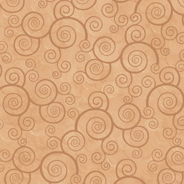 Quilting Treasures Harmony Light Brown