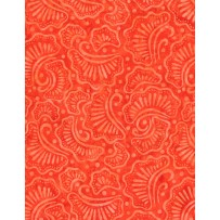 Wilmington Batiks Batiks Orange