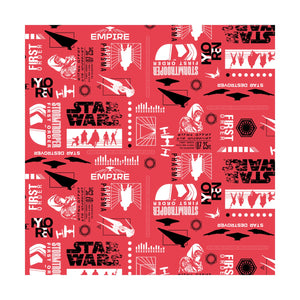 Camelot Star Wars Red