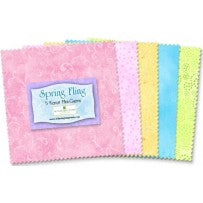 Wilmington Prints  Spring Fling Charm Pack