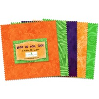 Wilmington Prints  Boo to You Too Charm Pack