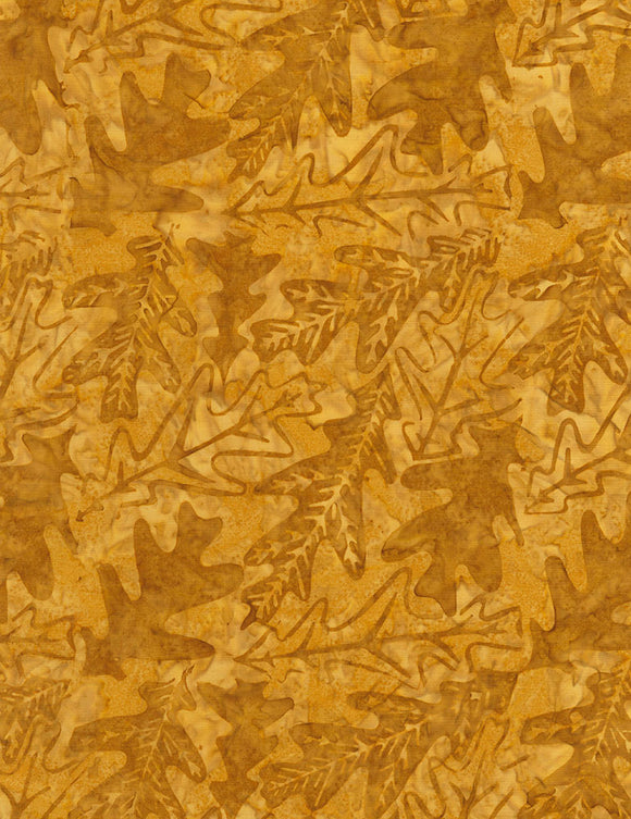 Timeless Treasures Tonga Batik Honey