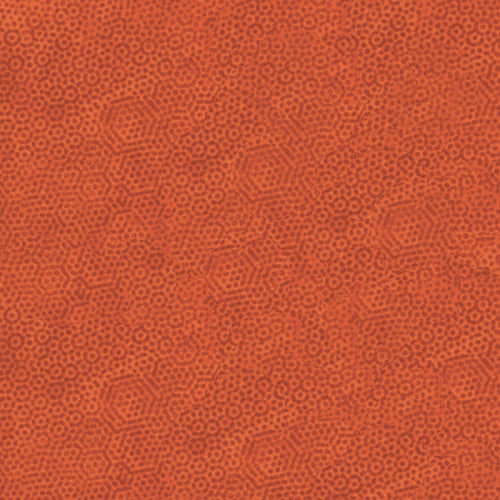Andover Dimples Dark Orange