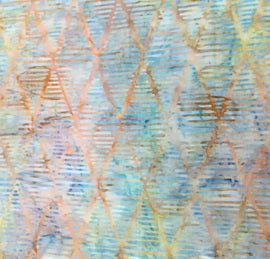 Batiks Texture Study Light Blue Multi