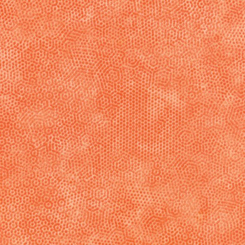 Andover Fabrics Dimples Salmon