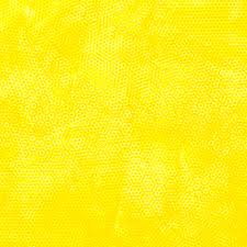 Andover Fabrics Dimples Bright Yellow