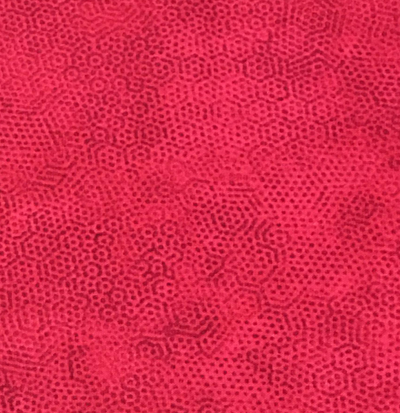 Andover Fabrics Dimples Hot Pink