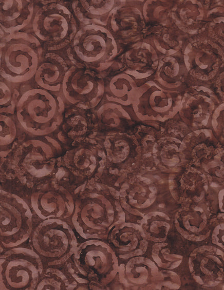 Anthology Batiks Brown