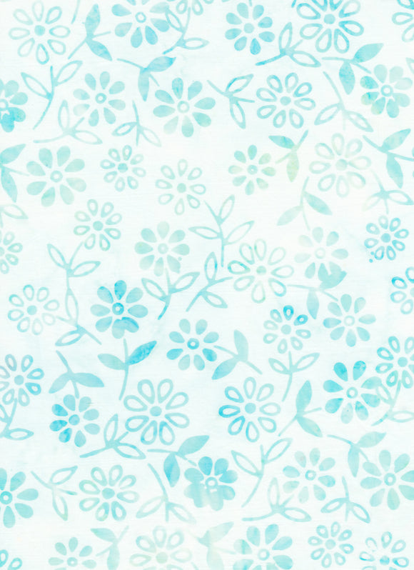 Anthology Batiks Aqua