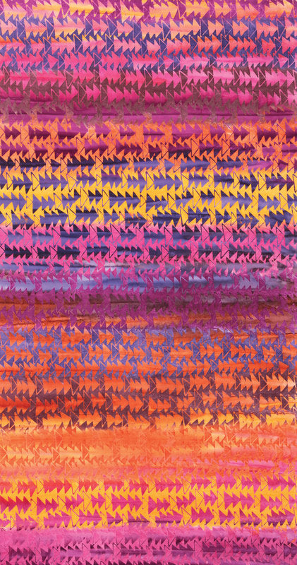 Anthology Batiks Magenta Multi