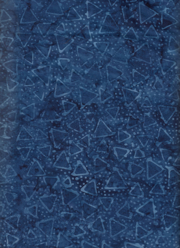 Anthology Batiks Navy