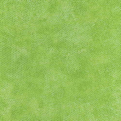 Andover Fabrics Dimples Lime
