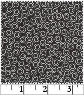 Blank Quilting Black and White
