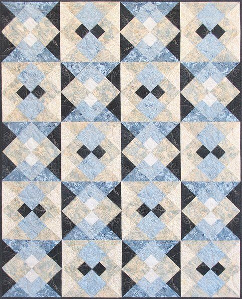 Cheri Good Quilt Design Tea for Two Pattern