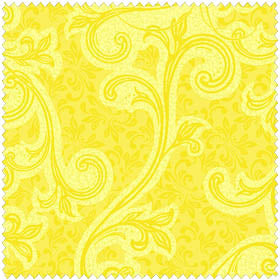 Pirouette Citrus Yellow
